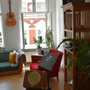 Gitarrenunterricht in Berlin-Mitte - Joachim Ribbentrop